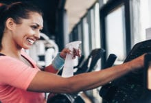 Photo of Get Gym Ready Not Infection Ready