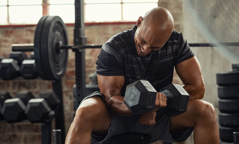 Photo of Weight Training for Your Heart